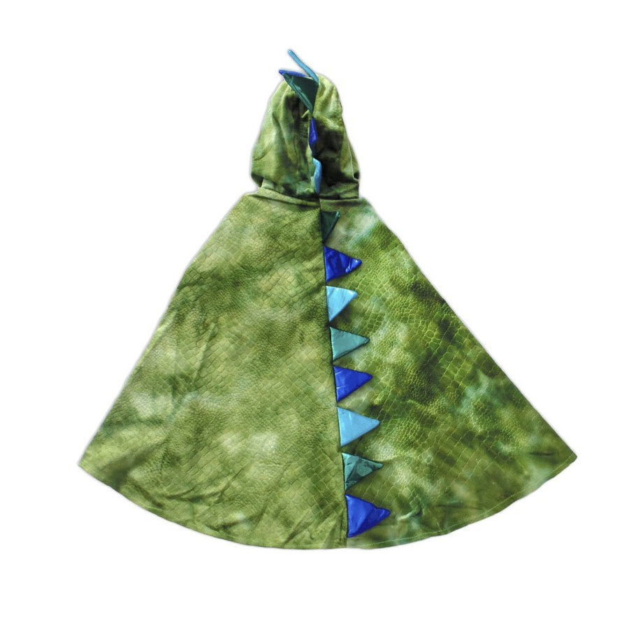 Green Dragon Cape with Claws