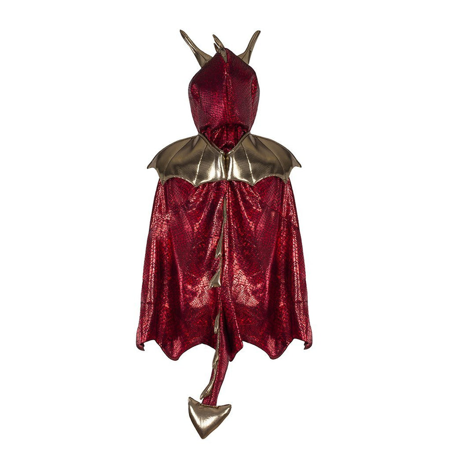 Red Dragon Cape