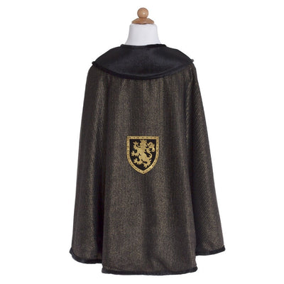 Gold and Silver Chainmail Metallic Cloaks - Great Pretenders