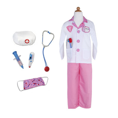 Doctor with Accessories in Garment Bag - Great Pretenders