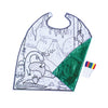 Colour a Cape - Dragon Cape, Green
