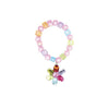 Flower Gem Bead Bracelet - Great Pretenders
