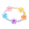 Flower Rainbow Power Bracelet - Great Pretenders