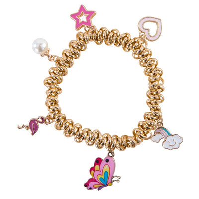 Charm-ed and Chain Bracelet - Great Pretenders