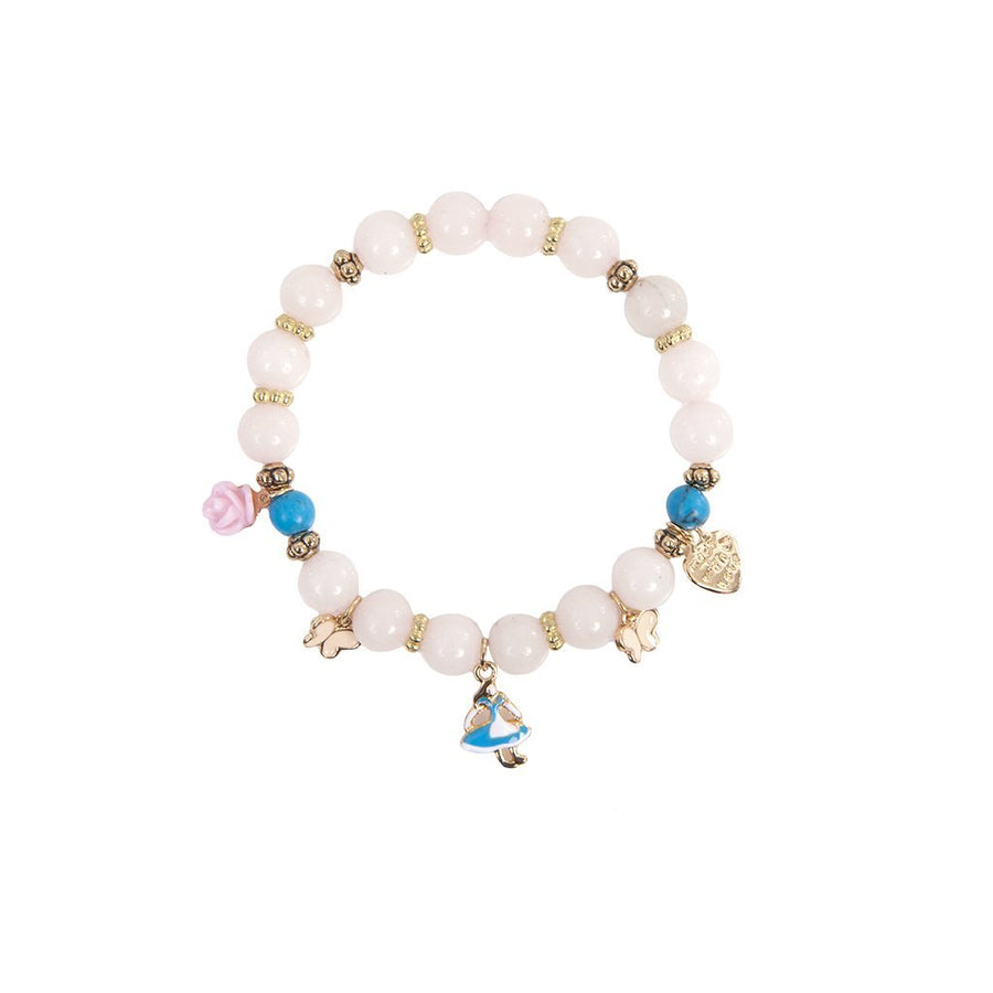 Alice Charm Bracelet (boxed) - Great Pretenders