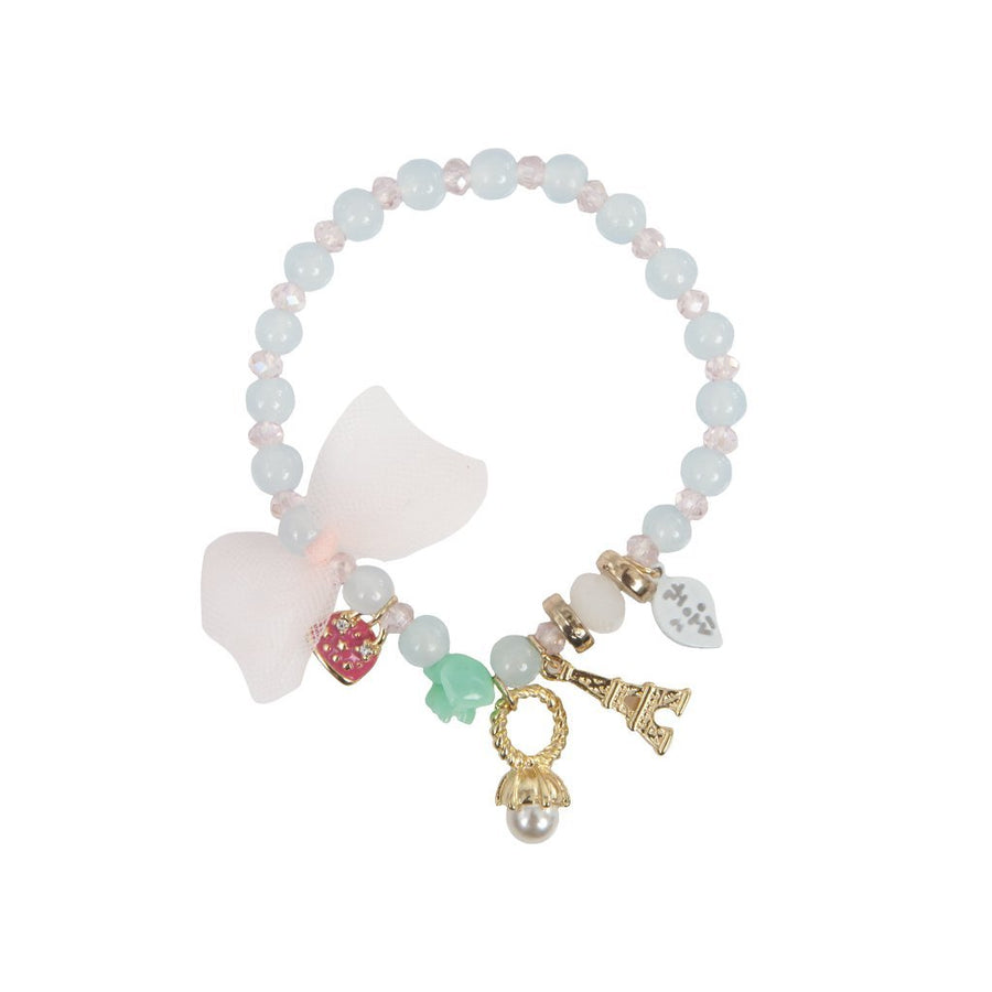 Paris Charm Bracelet (boxed) - Great Pretenders