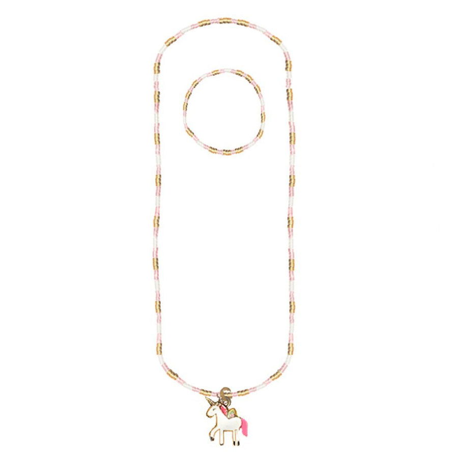 Magic Unicorn Necklace / Bracelet set