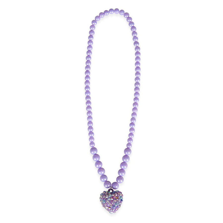 Rockin' Heart Necklace - Great Pretenders