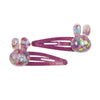 Bunny Bling Hair Clips - Great Pretenders