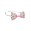 Princess & Pearls Headband - Great Pretenders