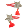 Boutique Sassy Tassy Star Hairclips (2 pcs)