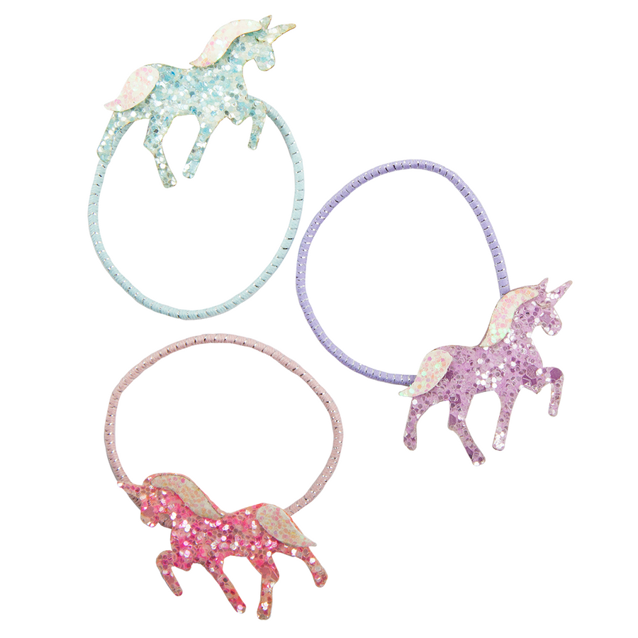 Boutique Pretty Pony PT Holders (3 pcs)