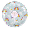 Plates - Party - Unicorn LARGE - 23cm (8 pcs)