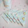 Napkins - Unicorn Square (20 pcs)