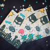 Napkins - Party - Superhero Square (20 pcs)