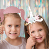 Photo Booth Prop Kit - Party - Unicorn (8 pcs)
