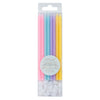 Candles - Rainbow - Party (16 pcs) - Great Pretenders