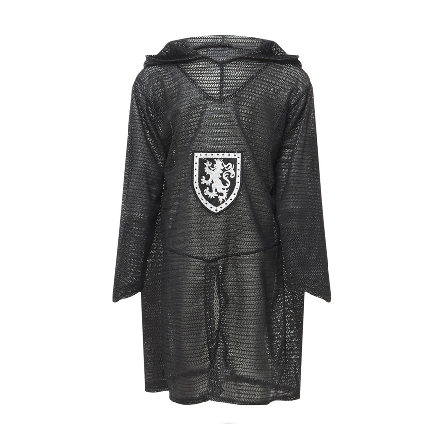 Chainmail Tunic Grey Long