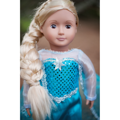 Cinderella Doll Dress Set