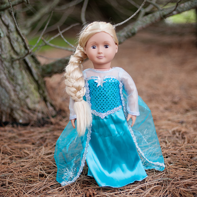 Forest Fairy Tunic Doll Set