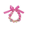 Pink Happy Thoughts Bracelet - Great Pretenders