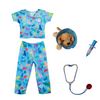 Veterinarian Scrubs with Accessories