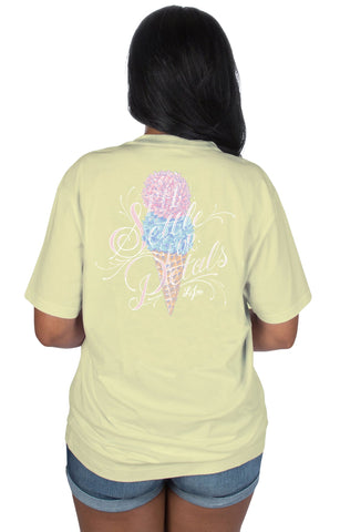Bows and Bashful Tee - Short Sleeve