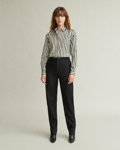 Alaior Wool Blend Trousers