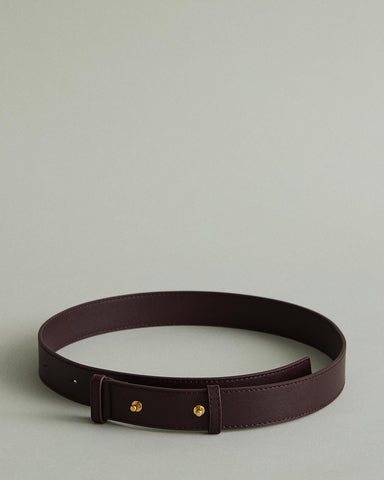 Luka Leather Belt