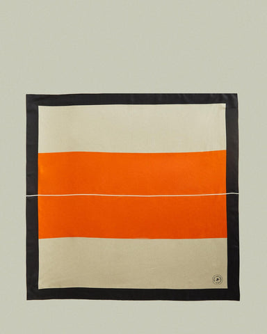 Rohe Graphic Silk Scarf