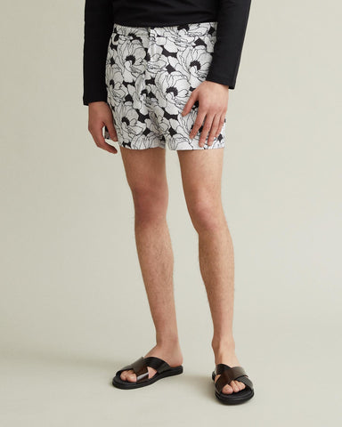 DIGITAL PRINT SWIM SHORTS