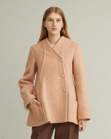 Lerner Flared Jacket