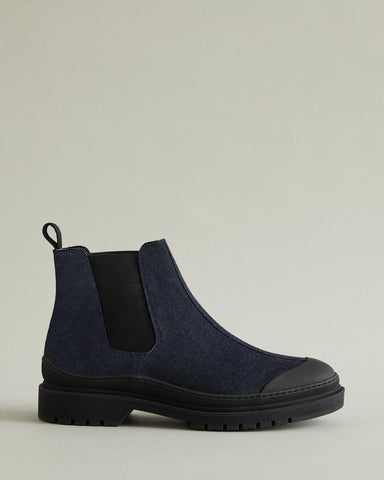 WELLINGTON DENIM CHELSEA BOOT