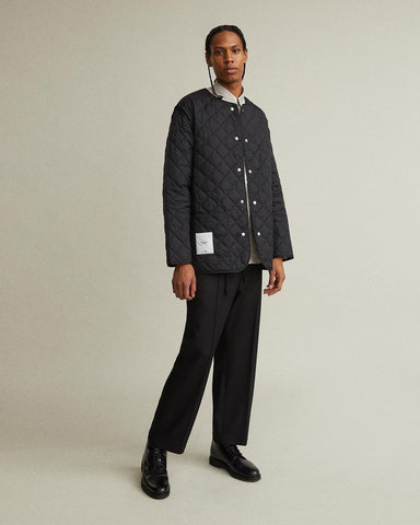 Quilted Lining Style Jacket