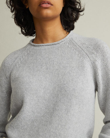 Dahlia Wool And Cashmere Sweater