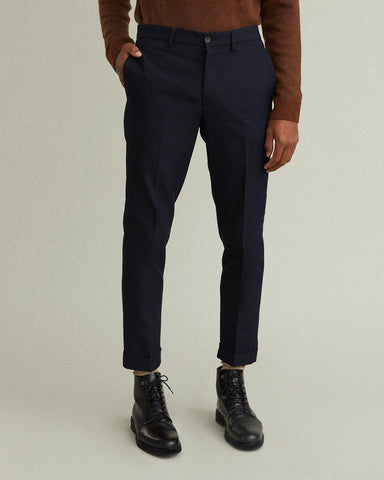 Dover Wool Blend Trousers