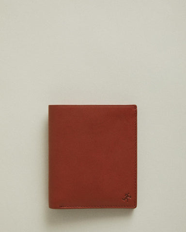 Bradley Leather Bi-Fold Wallet
