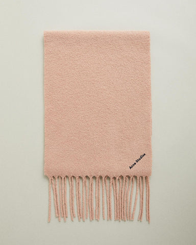 Villy Boiled Wool Blend Scarf