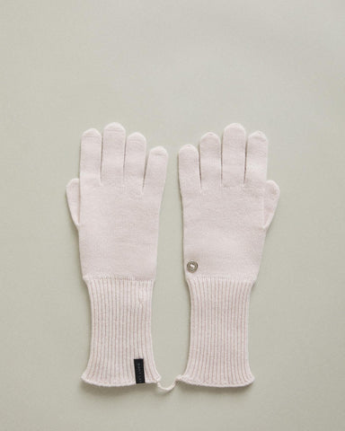 Inganni Long Knit Cashmere Gloves