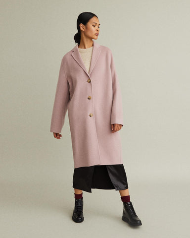 Avalon Tailored Long Coat