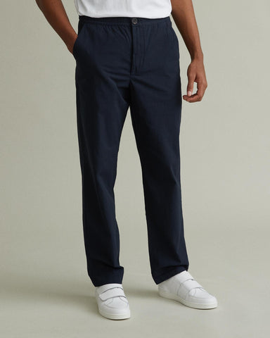 DRAWSTRING ELASTICIZED TROUSER