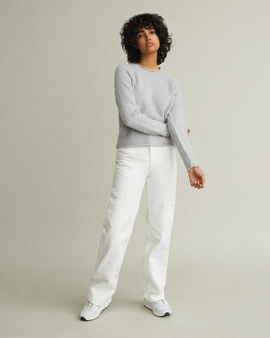 joy wide leg trousers