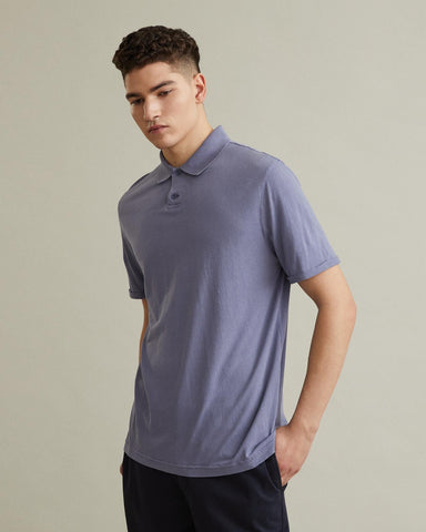 TENCEL POLO SHIRT