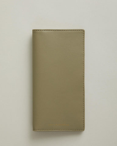 Fleming Vertical Leather Wallet