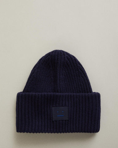 068d800191791 Acne Studios. Pansy Face Knit Hat. £120.00. Pansy Face Knit Hat-hover ...