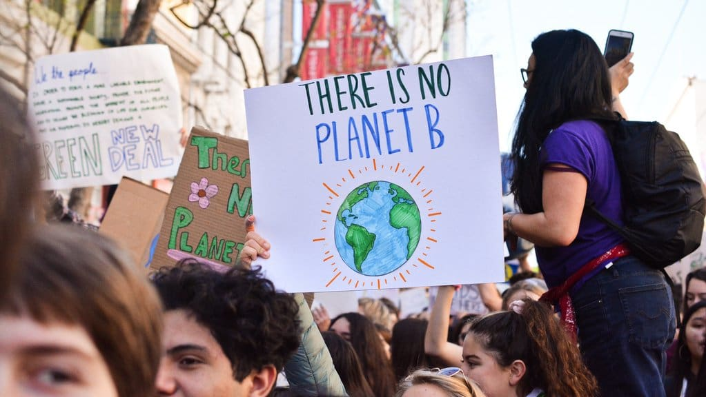 Why we care about sustainability - Blog - There is no planet B