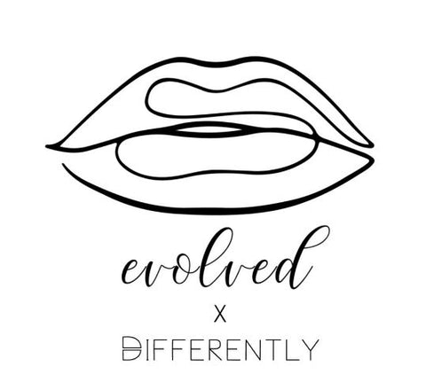 Evolved X Differently Collection