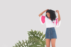 Flamingo Flare T-Shirt
