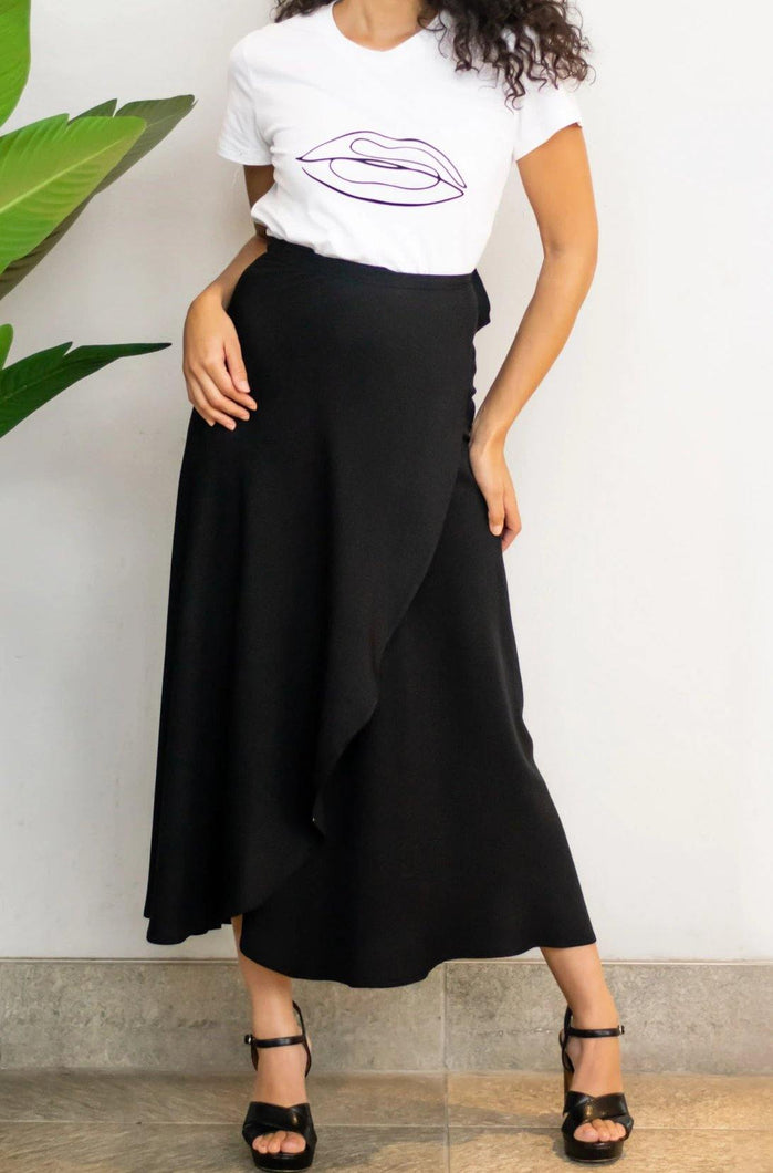 Unbreakable Wrap Skirt