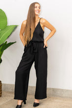 Load image into Gallery viewer, Queening Jumpsuit - Black